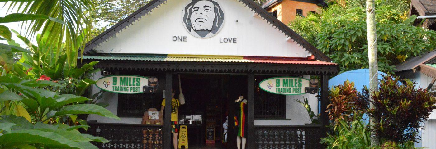 Jamaica, la cuna del reggae.