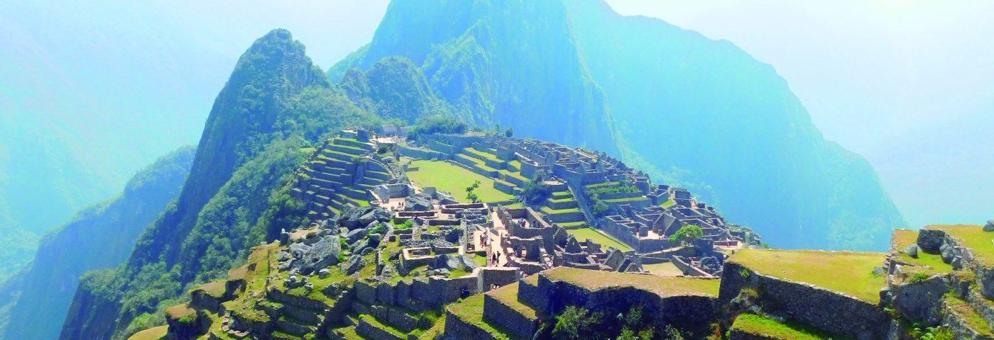 Descubriendo Machu Picchu