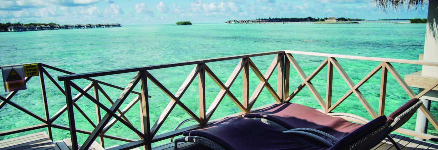 Un paraíso llamado Maldivas.
