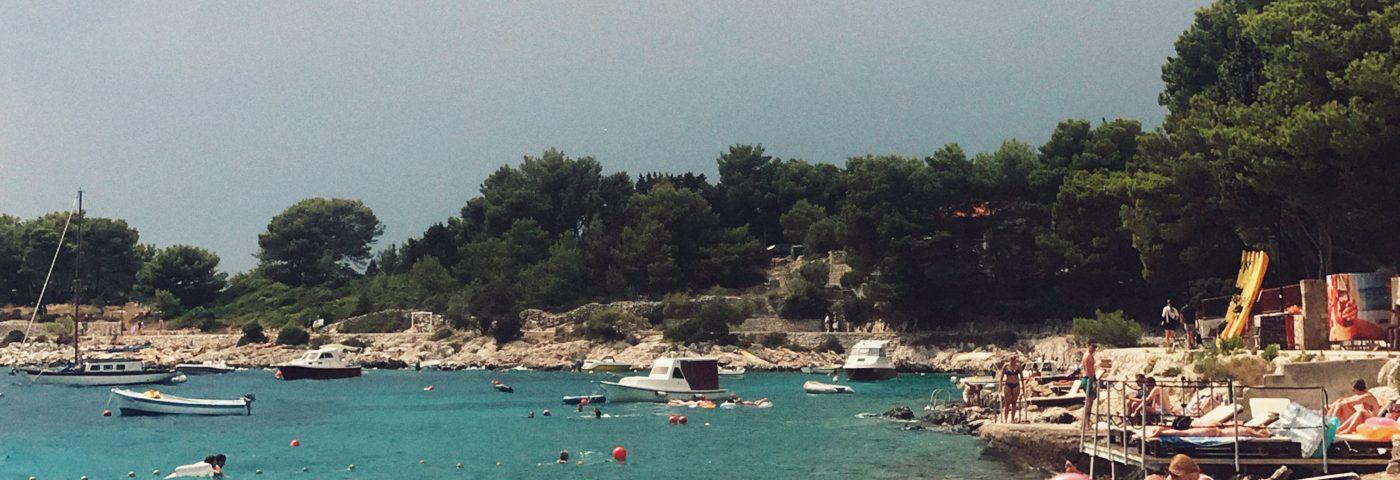 Una semana inolvidable en Croacia.