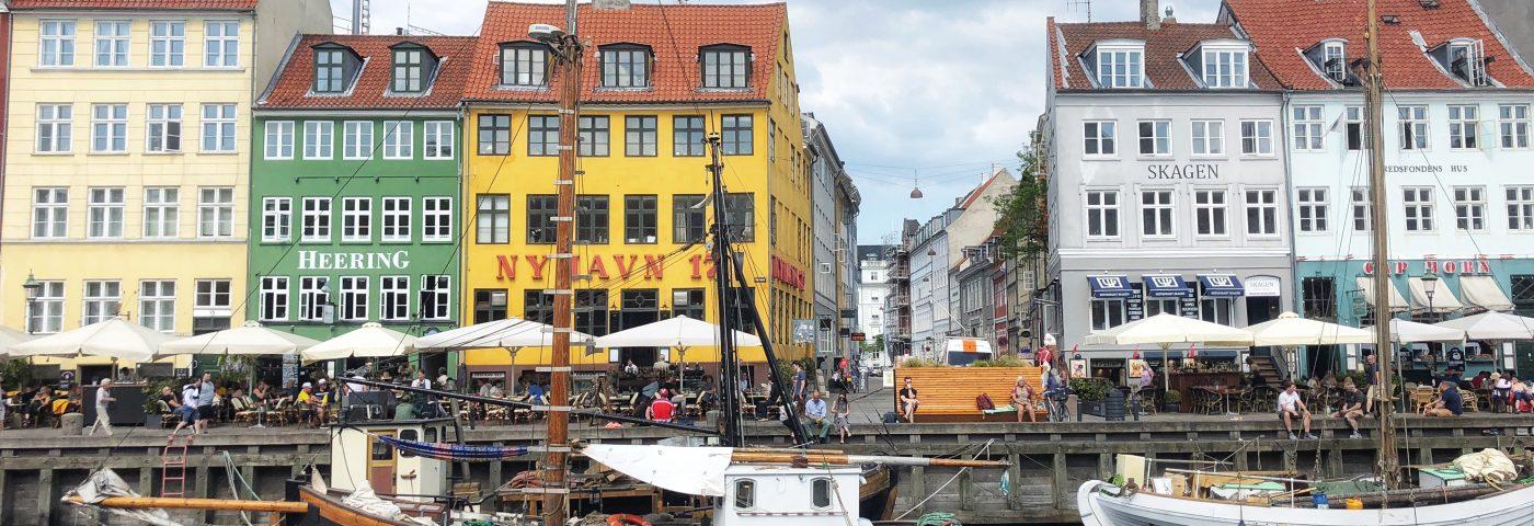Copenhague, la ciudad feliz.