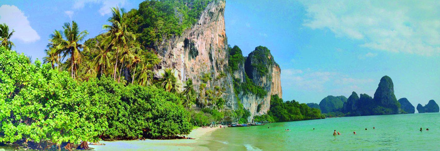 Viaje al sur de Tailandia.