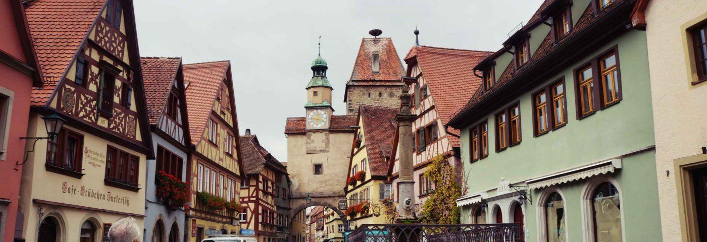 Alemania para enamorarse.