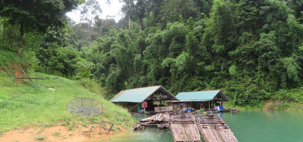 Parque Nacional de Khao Sok – Conoce la Selva de Tailandia