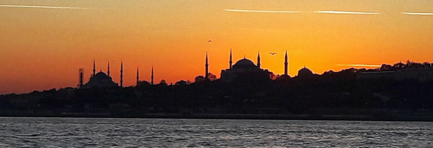 Estambul: mis días en pantuflas.