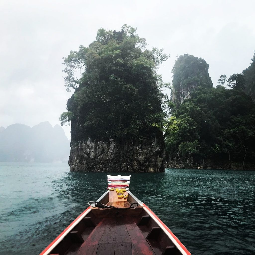 Khao Sok - Aloha Mundo