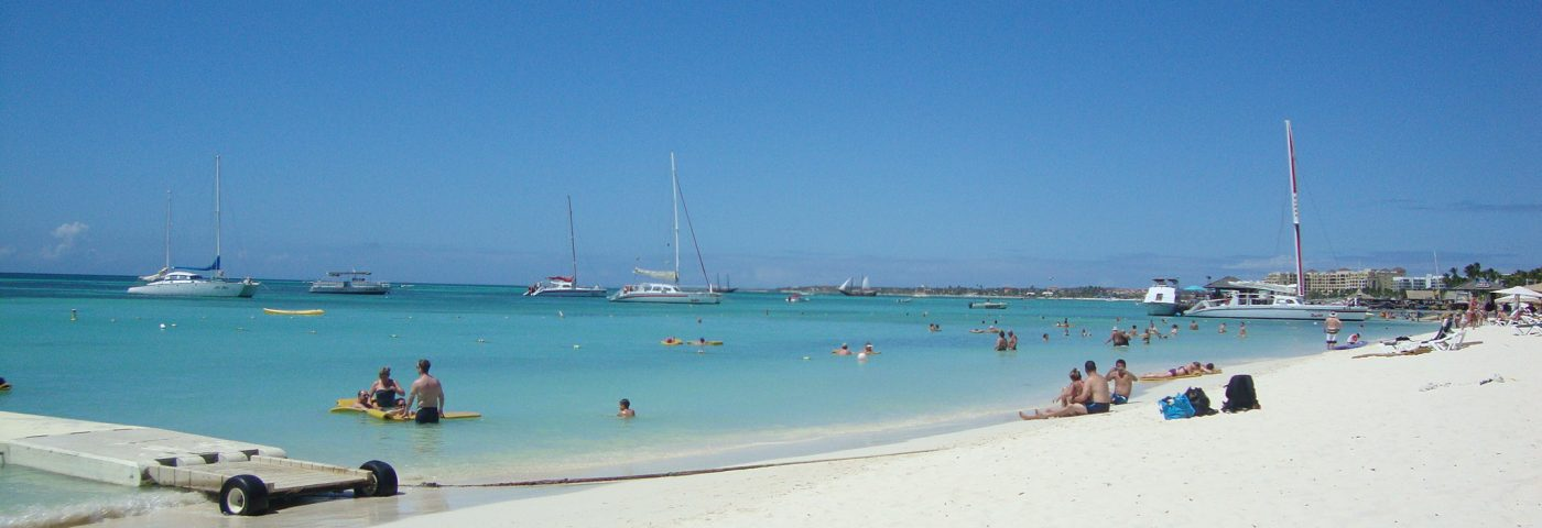 Las 5 mejores playas de Aruba.