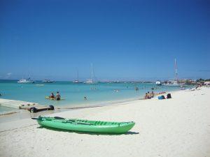las 5 mejores playas de aruba