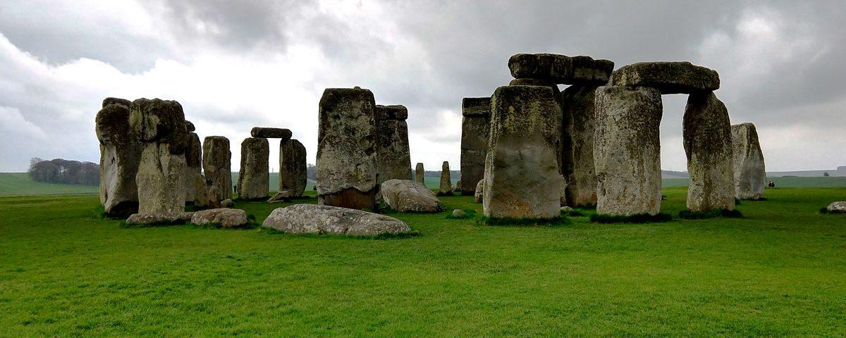 Las piedras de Stonehenge, todo un enigma.