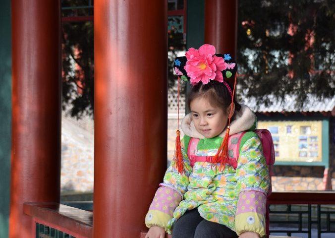 China: Hablando chino en Datong.
