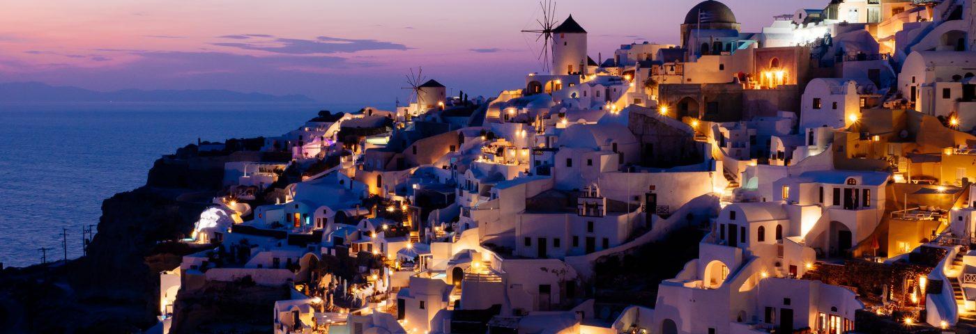 Conocer Santorini: un sueño hecho realidad.