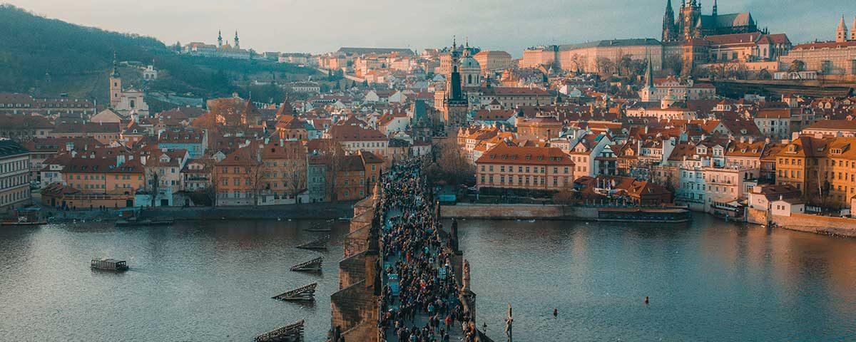 Praga: un flechazo que todavía me emociona.