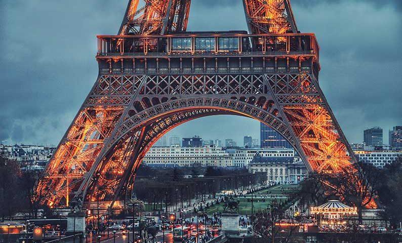 París, Je T´aime: qué ver y hacer en París.